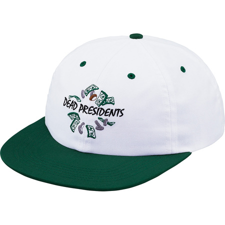 Dead Presidents 6-Panel Hat (Green)
