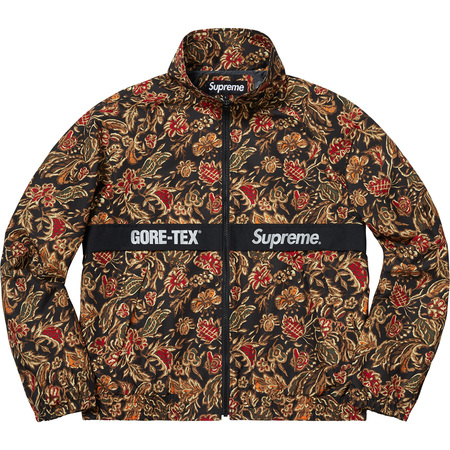 GORE-TEX Court Jacket (Flower Print)
