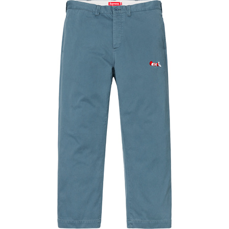 Cat in the Hat Chino Pant (Slate)