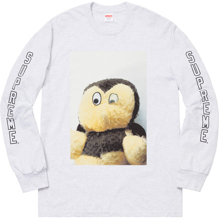 Mike Kelley/Supreme Ahh…Youth! L/S Tee (Ash Grey)