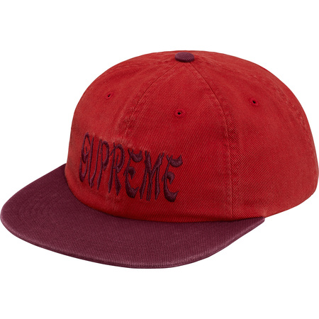 Shaolin 6-Panel (Red)
