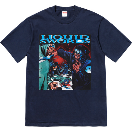 Liquid Swords Tee (Navy)