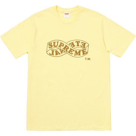 Eternal Tee (Pale Yellow)
