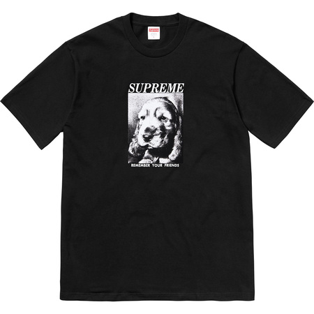 Remember Tee (Black)