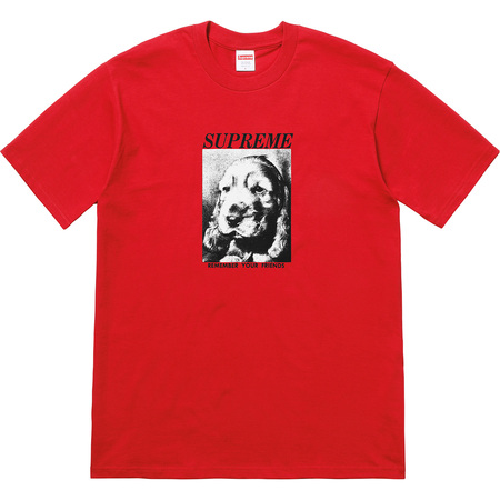 Remember Tee (Red)