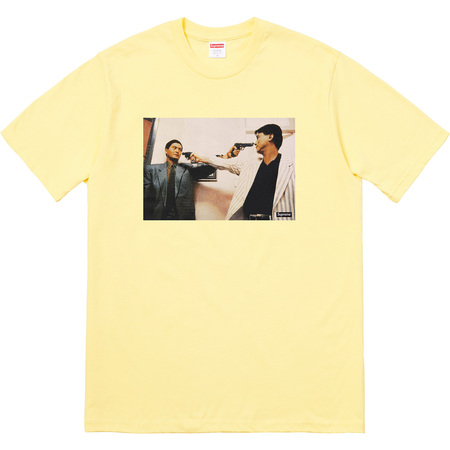 The Killer Trust Tee (Pale Yellow)