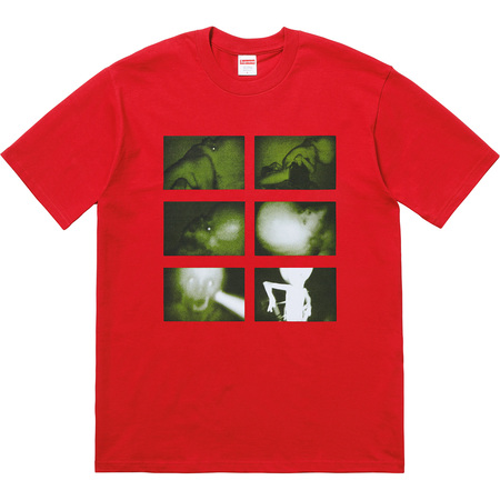 Chris Cunningham Rubber Johnny Tee (Red)