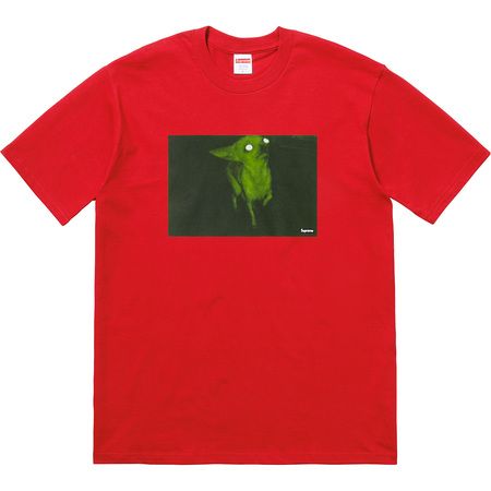 Chris Cunningham Chihuahua Tee (Red)