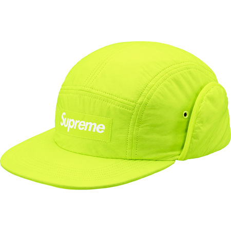 PrimaLoft® Earflap Camp Cap (Fluorescent Yellow)