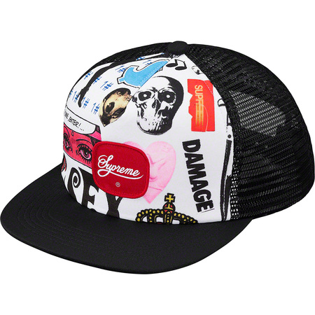 Blood Lust Mesh Back 5-Panel (Black)