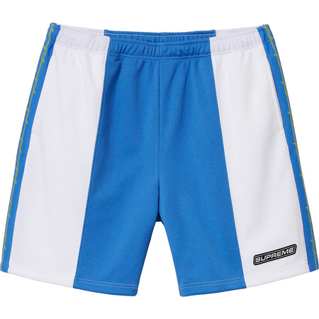 Barbed Wire Athletic Short (White)