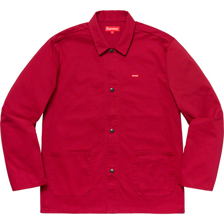 Shop Jacket (Red)