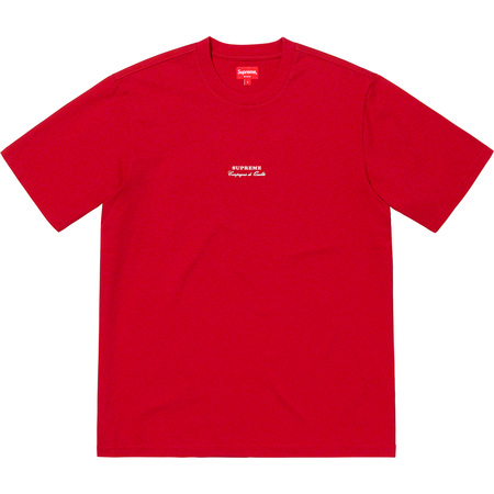 Qualite Tee (Red)