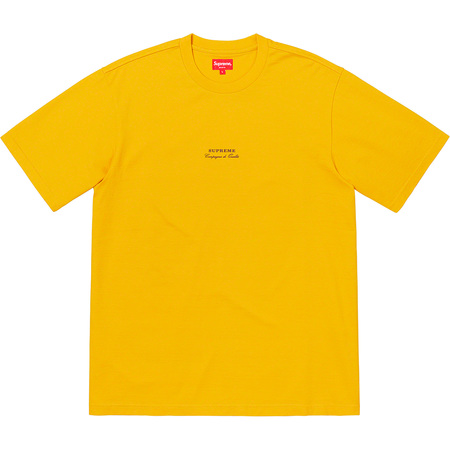 Qualite Tee (Gold)
