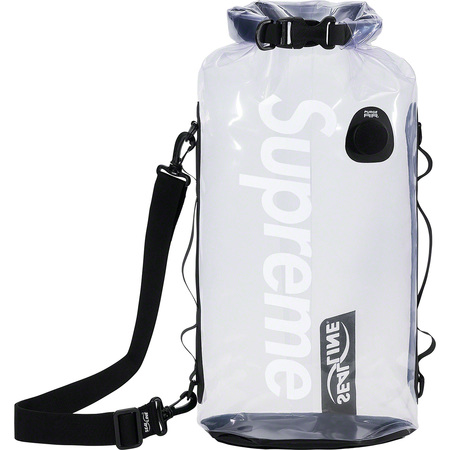 Supreme®/SealLine® Discovery Dry Bag - 20L (Clear)