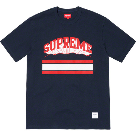 Cloud Arc Tee (Navy)