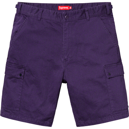 Cargo Short (Purple)