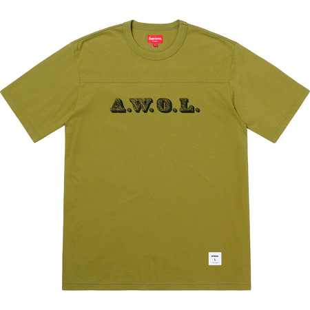 AWOL Football Top (Olive)
