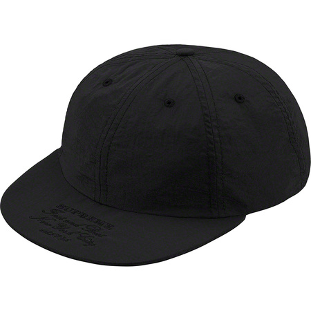 First And Best Nylon 6-Panel (Black)