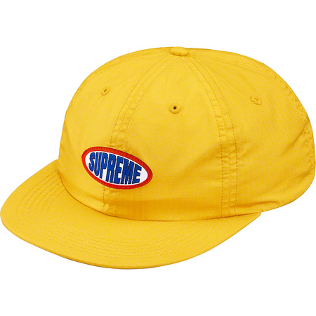 Oval Label 6-Panel (Yellow)