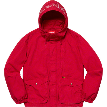 Highland Jacket (Red)