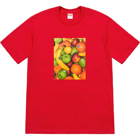 Fruit Tee (Red)
