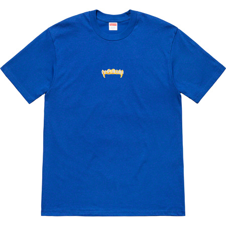 Fronts Tee (Royal)