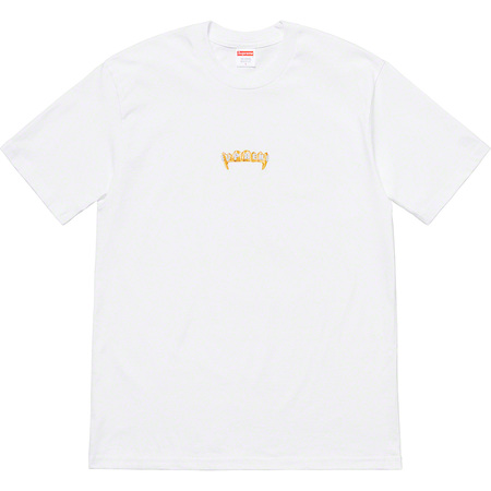 Fronts Tee (White)