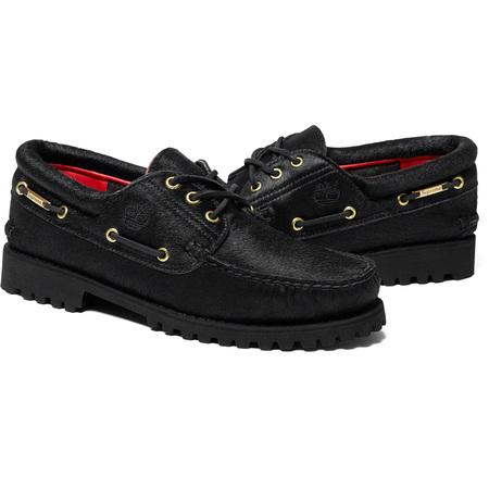 Supreme®/Timberland® 3-Eye Classic Lug Shoe (Black)