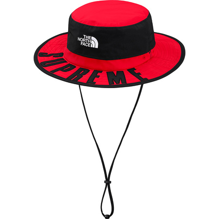 Supreme®/The North Face® Arc Logo Horizon Breeze Hat (Red)