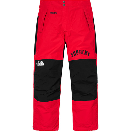 Supreme®/The North Face® Arc Logo Mountain Pant (Red)