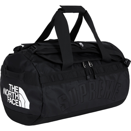 Supreme®/The North Face® Arc Logo Small Base Camp Duffle Bag (Black)