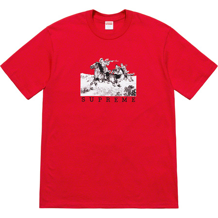 Riders Tee (Red)