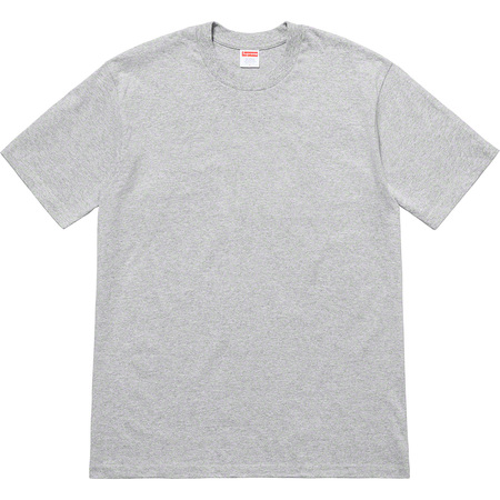 Headline Tee (Heather Grey)
