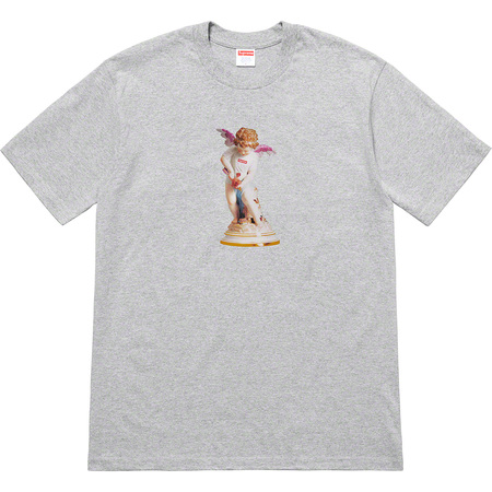 Cupid Tee (Heather Grey)