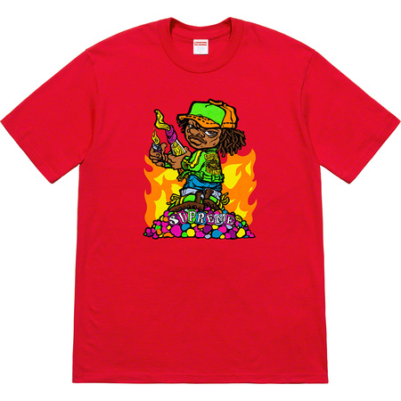 Molotov Kid Tee (Red)