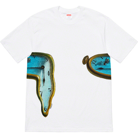 The Persistence of Memory Tee (White)