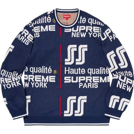 Qualité Sweater (Navy)
