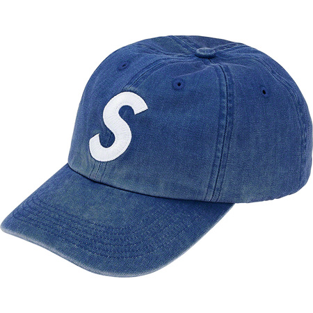 Pigment Print S Logo 6-Panel (Royal)