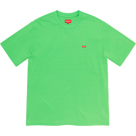 Small Box Tee (Bright Green)