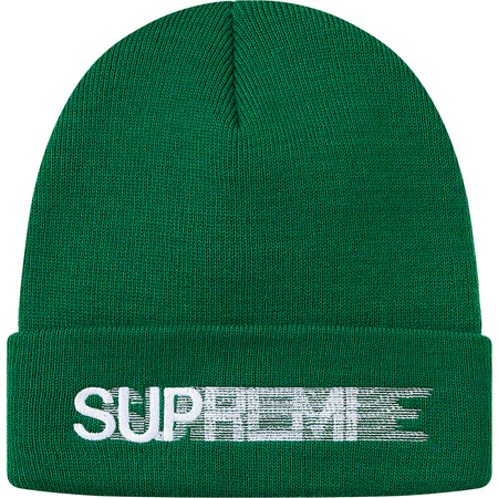 Motion Logo Beanie (Green)
