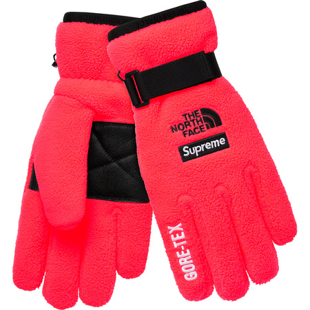 Supreme®/The North Face® RTG Fleece Glove (Bright Red)