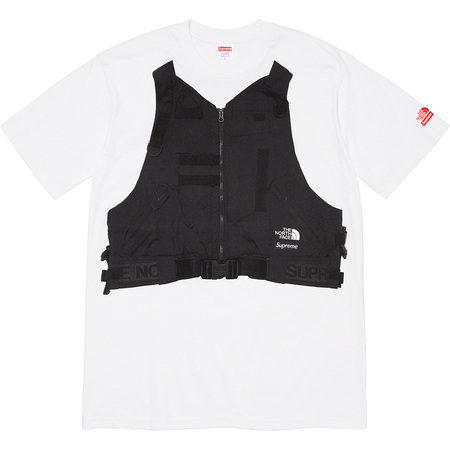 Supreme®/The North Face® RTG Tee (White)