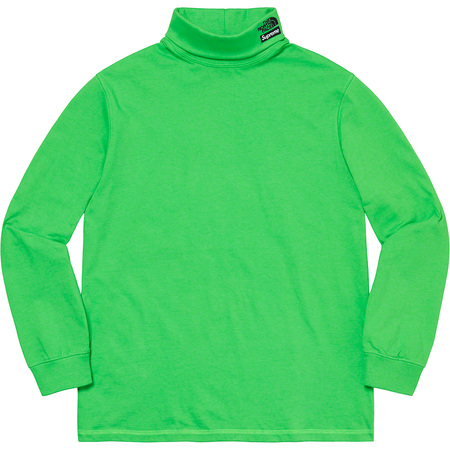 Supreme®/The North Face® RTG Turtleneck (Bright Green)