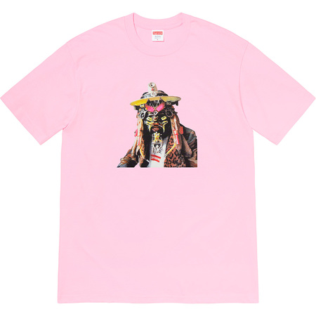 Rammellzee Tee (Light Pink)