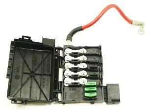 Battery Distribution Fuse Block 9805 VW Jetta Golf Beetle