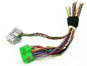 Monsoon Speaker Amp Amplifier Plugs Pigtail 9805 VW