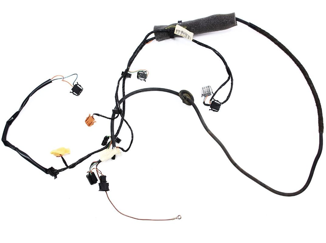 vw mk3 golf radio wire harness