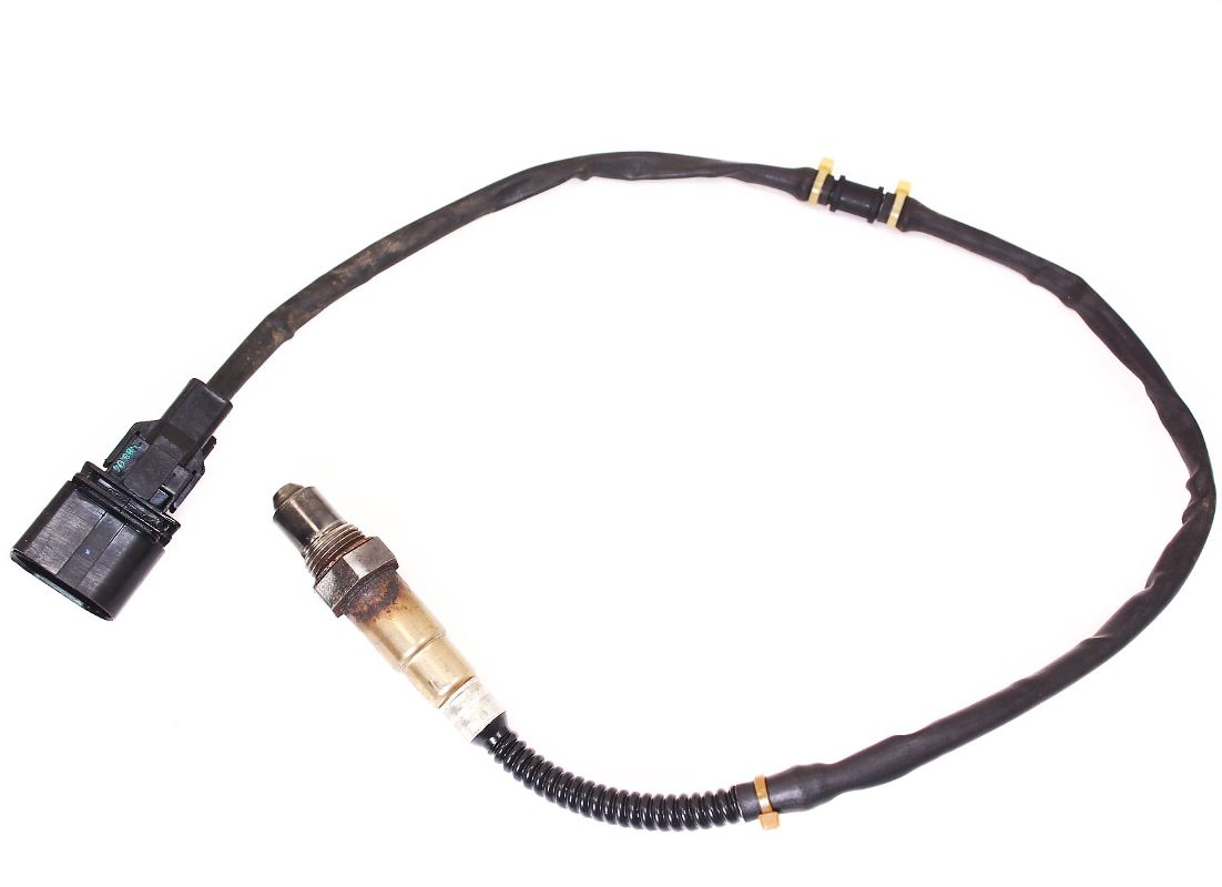 Chrysler Town And Country O2 Sensor Location