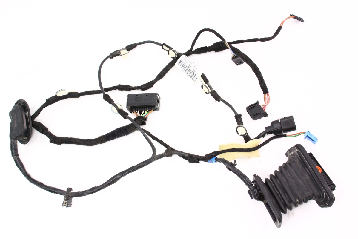 Rh Rear Door Wiring Harness 05 10 Vw Jetta Mk5 Genuine